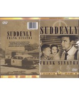 SUDDENLY DVD Frank Sinatra Free Shipping UPC 728665900427 - $4.94