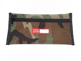 Rough Enough Simple Pencil Pouch 5 X 10 In Camo - $15.73