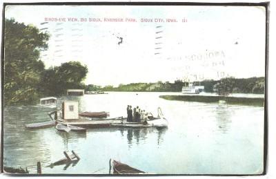 Big Sioux riverside Park Sioux city IOWA  1.35