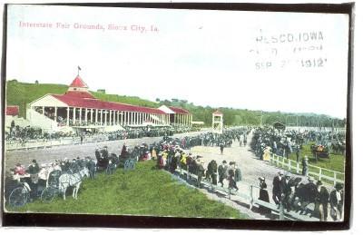 Interstate Fair Grounds  Sioux city IOWA  1.36