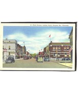 Third avenue   Sturgeon bay Wisconsin  1930s  1.41 - $6.00