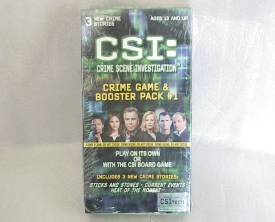 Csi booster pack 1