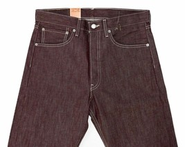 Levi's 501 Men's Original Fit Straight Leg Jeans Button Fly 501-1207 image 2