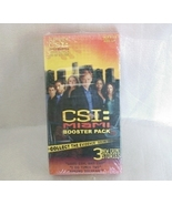 CSI: Miami Booster Pack - 3 New Crime Stories NEW - $6.95