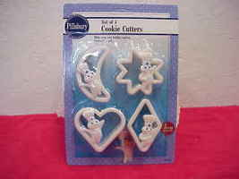 Doughboy Cookie Cutters  - $5.00