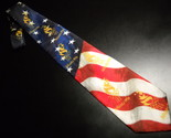 Tie ralph marlin olympic games collection 1996 atlanta flag motif 04 thumb155 crop