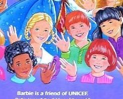 So Nice 1988 United States Committee UNICEF BARBIE Doll MIB