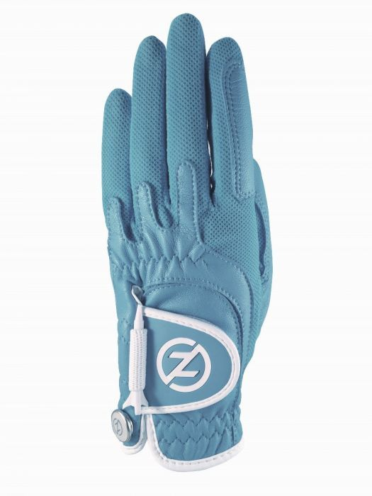Zero Friction Elite Cabretta Leather Ladies Golf Gloves, One Size Fits All