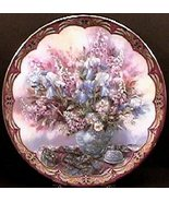 Delicate Dancers: Flower Fairies Lena Liu, W. L. George Collector Plate - $49.95