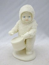 Department 56 Snowbabies - Shall I play for You? - #68209 - EUC - $15.84