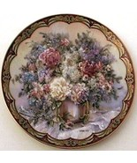 Magic Makers by Lena Liu, W. L. George Collector Plate Flower Fairies - $49.95
