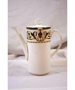 Royal Worcester 1983 Windsor 4 Cup Coffee Pot EUC - $144.89