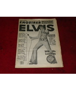 Magazine National Enquirer Aug 1978 Elvis - $9.99