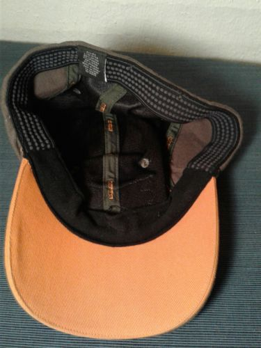 Brown Flex Fit L/XL Sea-Doo Hat Cap (hb8)