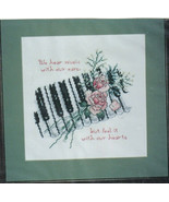 Janlynn Rose Piano Music 80-62 Counted Cross Stitch Kit Sealed Original ... - $10.99