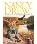 Nancy Drew The Secret of the Forgotten Cave #134  - $3.00