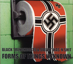Forms Of Things Unknown - Black Trenchcoats & S... - $13.00