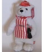 1/2 Price! Coca Cola Coke Standing Polar Bear Soda Jerk NWT - $4.00