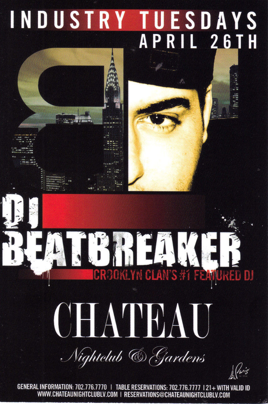 Chateau beatbreaker