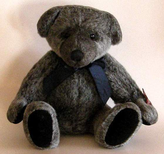 1/2 Price! Russ Vintage Collection Gray Yarwood Bear NWOT