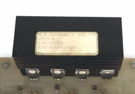GOODMAN 040-091-B MODULE CB03-A W/ 020-008 BOARD & F-271U TRANSFORMER image 4