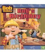 Bob's Birthday Bob the Bulider #1 by Diane Redmond - $3.00