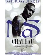 NAS @ CHATEAU Nightclub Vegas Promo  - $1.95