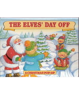 The Elves' Day Off A Christmas Pop-Up by Landoll 0769600034 - $5.00