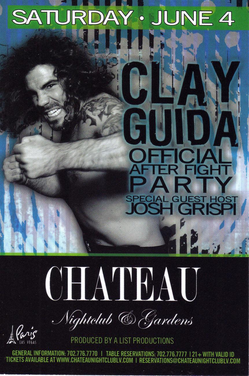 Chateau clay guida