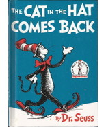 The Cat in the Hat Comes Back  by Dr. Seuss 0394800028 - $5.00