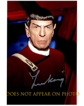 LEONARD NIMOY Signed Autographed 8X10 Photo w/ Certificate of Authenticity 6044 - $65.00
