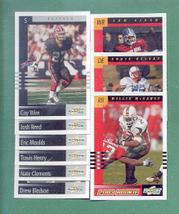 2003 Score Buffalo Bills Football Team Set  - $2.50