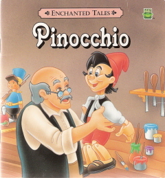 Pinocchio by Dorothea Goldenberg 0785304576