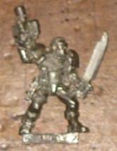 * Warhammer 40,000 Space Marine Scout #2 metal OOP - $6.00