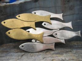 Taxco Mexico sterling silver Fish Brooch Vintag... - $50.00