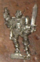 * Warhammer 40,000 Space Marine Scout #6 metal OOP - $6.00