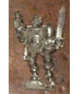 * Warhammer 40,000 Space Marine Scout #6 metal OOP - $4.00