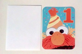 American Greetings Sesame Street Bert/Elmo Birthday Card For A 1 Year Old - $2.97