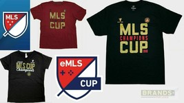 MLS Soccer Champion Cup 2018 T-Shirt, Atlanta United FC - $10.44