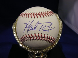 Mark Teixeira 2009 Wsc Yankees 3 X Silver Slugger Signed Auto Baseball Psa/Dna - $199.99