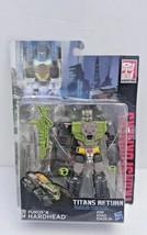 Transformers Generations Titans Return Deluxe Furos & Hardhead - $14.99