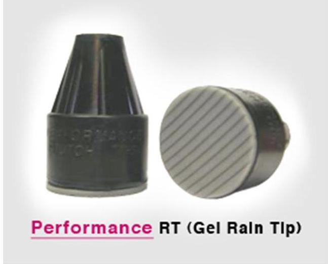 Performance rain tips