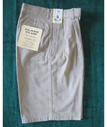 Class Club Boys Pleated Front Khaki Cotton Shor... - $11.00