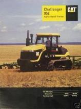 1998 Caterpillar 95E Crawler Tractor Brochure - Color - $13.00