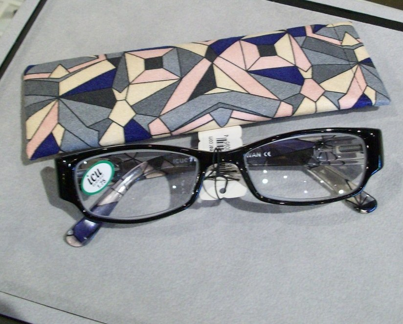 icu readers reading glasses prism 2 75 and 50 similar