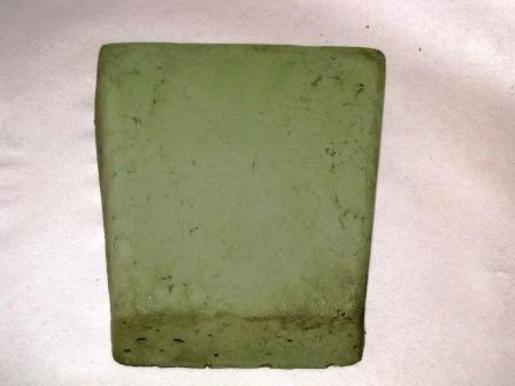 1 LB. WILLOW GREEN POWDER TO COLOR CONCRETE, CEMENT, PLASTER, GROUT OR BRICKS