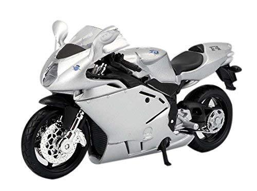 PANDA SUPERSTORE Nice Gift Motorcycle Racing Model 1:18 Exquisite Car Toys for C
