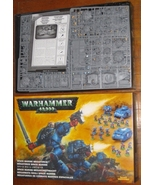 * Warhammer 40,000 Space Marine Megaforce OOP n... - $185.00