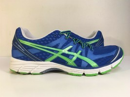 ASICS Gel-DS Racer 9 Running Shoes Blue/Green T216N-4785 Men's Size 11 No Box - $59.39