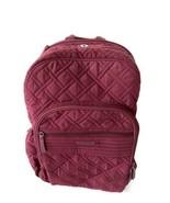 Vera Bradley Campus Backpack Mulled Wine Raspberry - $34.64